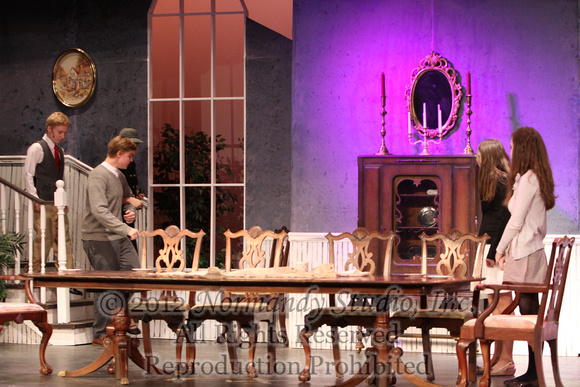 Normandy Studio Inc The Dining Room, The Dining Room Play