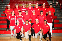Baseball JV Team 3-23-12
