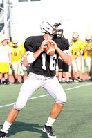 Football Scrimmage 8-30-12