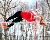 Track Girls Action 4-11-15 PT
