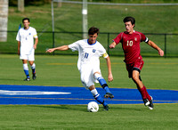 Var Boys Soccer Action