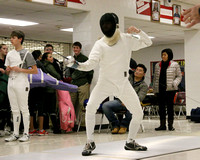 FENCING BOY & GIRLS