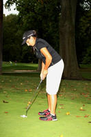 Golf, Girls Varsity Team & Action