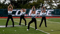 Dance Team Performing 9-29-12