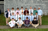 Varsity Cross Country Team