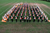 Marching Band Group Photo