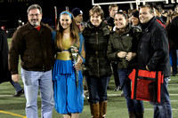 Senior Night & Performing 10-12-12