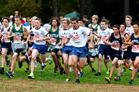 CBA Freshman Cross country @ SCT 10-25-12