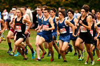 CBA Varsity Cross Country @ SCT 10-25-12