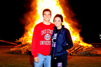 Homecoming K./Q. & Bonfire 11-21-12