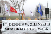LT. Dennis W. Zilinski II Memorial Run/Walk 12-2-12