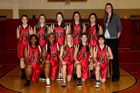 Basketball Girls Fr. Team