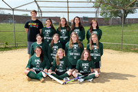 Softball Fr Team 5-4-12