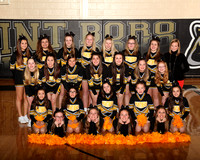 Cheerleading Team  1-29-13