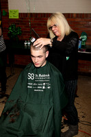 St. Baldricks Haircutting