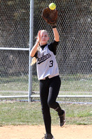 SOFTBALL JV ACTION PHOTOS