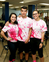 Student Life Candids Pink Out 10-23-15 JM