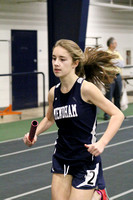 TRACK INDOOR GIRLS