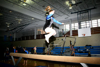 Gymnastics Action  Fall 2011