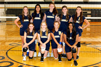 FRE JV Volleyball Team-2