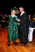 Receiving Diplomas 6-24-16 JM