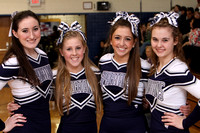 Cheerleaders-JV- Winter 2010-2011