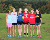 CROSS COUNTRY GIRLS 10-15-14