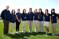 Golf Girls Team 3-27-12