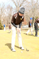 Men's Golf Action 3-27-14