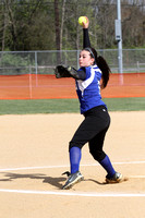 Softball Var Action 4-9-12