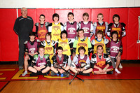 Boys Lacrosse FR Team 3-12-12