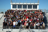 2015 SENIOR CLASS PHOTO