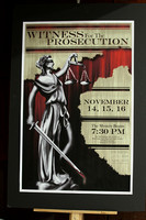 """Witness for the Prosecution""  11-15-13"