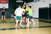 Student-Faculty Basketball- Spring 2011