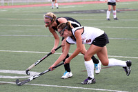 Field Hockey Var Team & Action 9-22-11