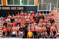 Boys Track Team Photo 5-4-12