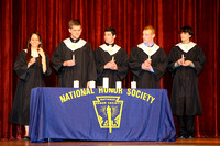 NHS Induction- Spring 2011