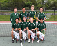 Tennis B's Var Team/Action 5-8-12