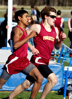 Track Boys Running Events 3-27-12