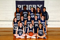 Basketball Girls Middle School