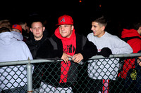 FANS at Homecoming Game 11-25-13