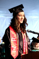 CANDIDS OF THE COMMENCEMENT