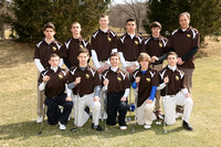 Men's Golf Team Photo  3-27-14
