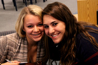 Student Life Candids 10-10-12