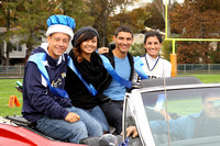 Homecoming Court 10-27-12