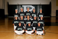 Baseball JV Team 5-2-12