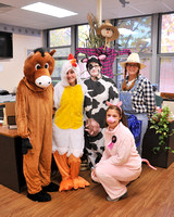 Halloween & Student Life Candids 10-31-14 TD