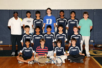 Tennis Boys M.S. Team