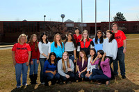 Yearbook Crew 2012
