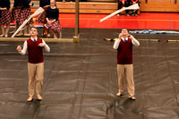 WINTER GUARD PERFORMANCE 3-25-17 PT